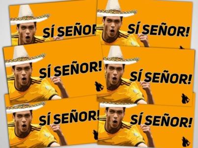 Raul Jimenez stickers