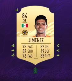 Raul Jimenez fifa 21