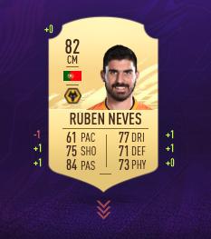 Ruben Neves fifa 21