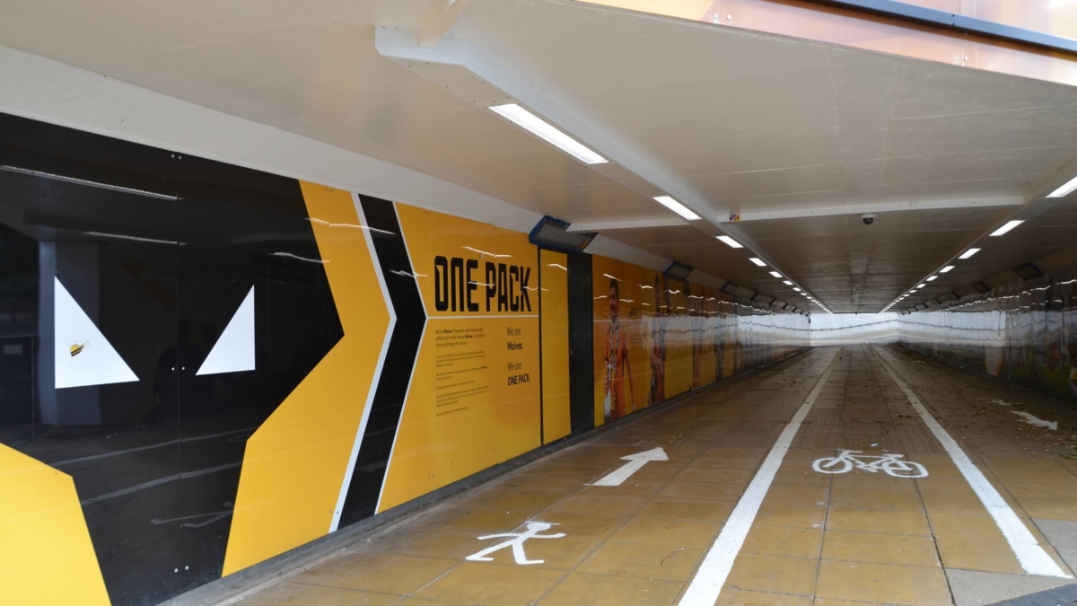 molineux subway