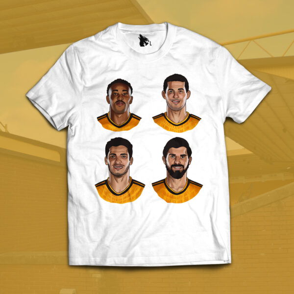 Wolves 4.0 T Shirt